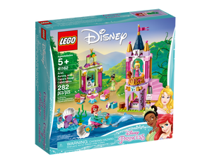 LEGO Ariel, Aurora, and Tiana's Royal Celebration - All-Star Learning Inc. - Proudly Canadian