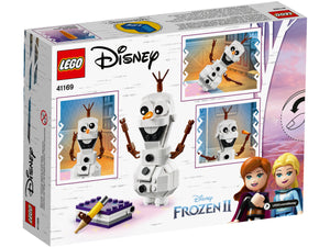 LEGO Olaf - All-Star Learning Inc. - Proudly Canadian