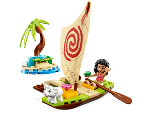 LEGO Moana's Ocean Adventure - All-Star Learning Inc. - Proudly Canadian