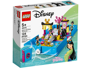 LEGO Mulan's Storybook Adventures - All-Star Learning Inc. - Proudly Canadian