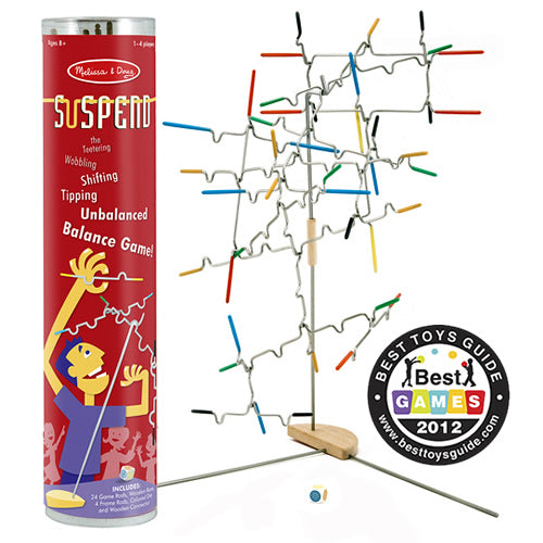 Melissa and Doug Suspend Family Game - All-Star Learning Inc. - Proudly Canadian