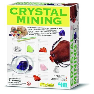 4M Crystal Mining Kit - All-Star Learning Inc. - Proudly Canadian
