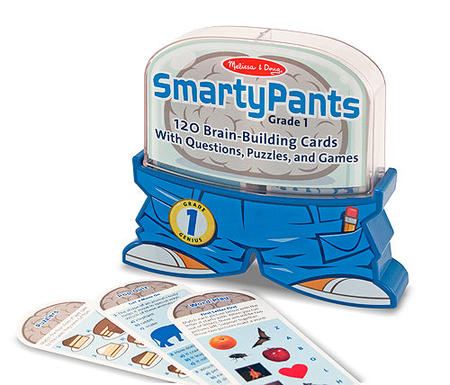 Melissa and Doug Smarty Pants - 1st Grade Card Set - All-Star Learning Inc. - Proudly Canadian