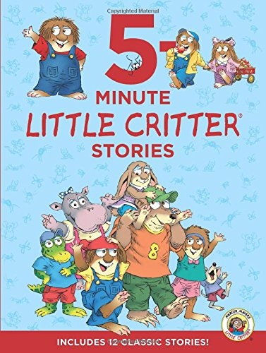 Little Critter 5-Minute Stories - All-Star Learning Inc. - Proudly Canadian