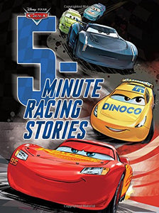 DIsney 5-Minute Racing Stories - All-Star Learning Inc. - Proudly Canadian