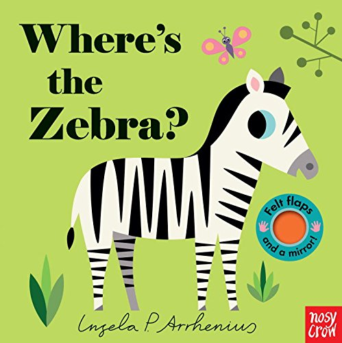 Where's The Zebra? - All-Star Learning Inc. - Proudly Canadian