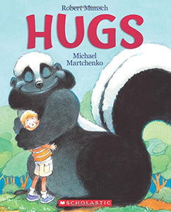 Hugs By Robert Munsch - All-Star Learning Inc. - Proudly Canadian