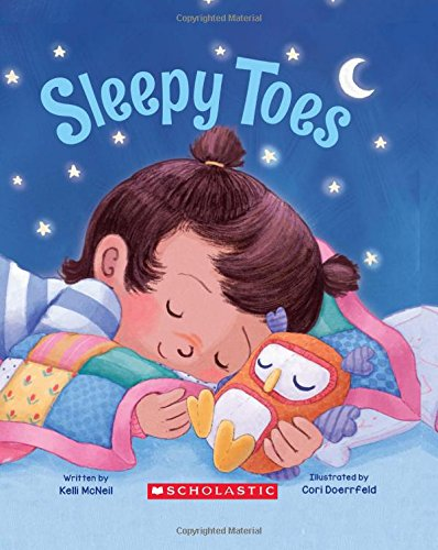 Sleepy Toes - All-Star Learning Inc. - Proudly Canadian
