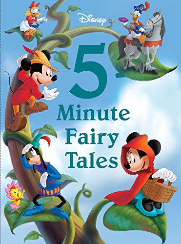 Disney 5-Minute Fairy Tales - All-Star Learning Inc. - Proudly Canadian