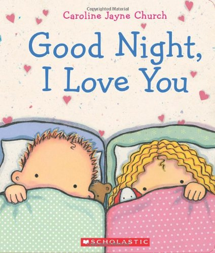 Good Night, I Love You - All-Star Learning Inc. - Proudly Canadian