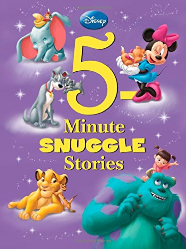 Disney 5-Minute Snuggle Stories - All-Star Learning Inc. - Proudly Canadian