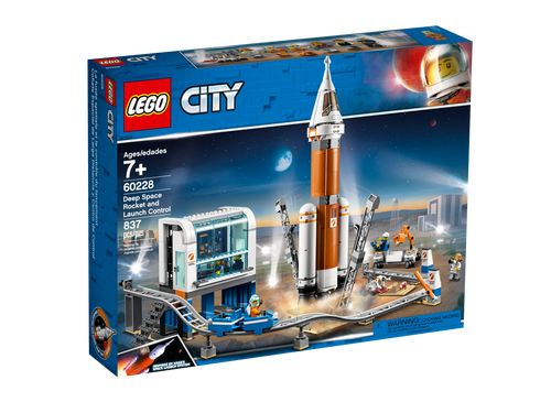 LEGO Deep Space Rocket and Launch Control - All-Star Learning Inc. - Proudly Canadian