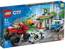 LEGO Police Monster Truck Heist - All-Star Learning Inc. - Proudly Canadian
