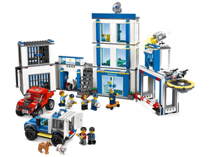 LEGO Police Station - All-Star Learning Inc. - Proudly Canadian