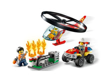 LEGO Fire Helicopter Response - All-Star Learning Inc. - Proudly Canadian