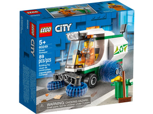 LEGO Street Sweeper - All-Star Learning Inc. - Proudly Canadian