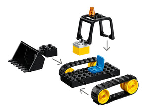 LEGO Construction Bulldozer - All-Star Learning Inc. - Proudly Canadian