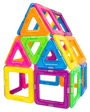 Magformers - 30 Pieces Neon Building Set - All-Star Learning Inc. - Proudly Canadian