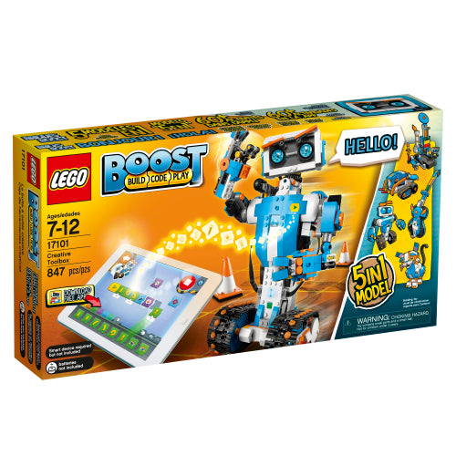 LEGO Boost Creative Toolbox - All-Star Learning Inc. - Proudly Canadian