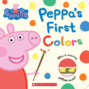 Peppa Pig: Peppa's First Colors