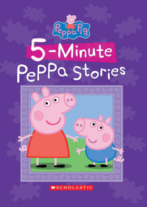 5-Minute Peppa Stories - All-Star Learning Inc. - Proudly Canadian