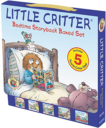 Little Critter: Bedtime Storybook Boxed Set - All-Star Learning Inc. - Proudly Canadian
