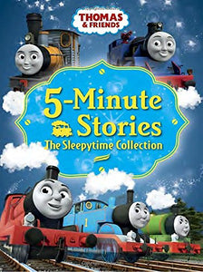 Thomas & Friends 5-Minute Stories: The Sleepytime Collection - All-Star Learning Inc. - Proudly Canadian