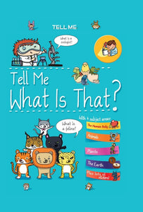 Tell Me What Is That? (Tell Me Books) - All-Star Learning Inc. - Proudly Canadian