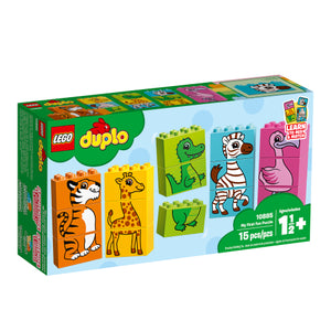 LEGO DUPLO My First Fun Puzzle - All-Star Learning Inc. - Proudly Canadian