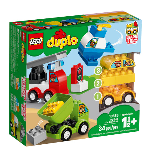 LEGO DUPLO My First Car Creations - All-Star Learning Inc. - Proudly Canadian