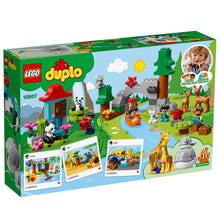 LEGO DUPLO World Animals - All-Star Learning Inc. - Proudly Canadian