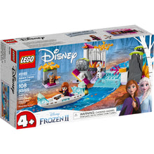 LEGO Frozen 2 Anna's Canoe Expedition - All-Star Learning Inc. - Proudly Canadian