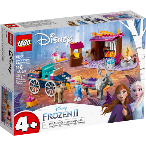 LEGO Frozen 2 Elsa's Wagon Adventure - All-Star Learning Inc. - Proudly Canadian