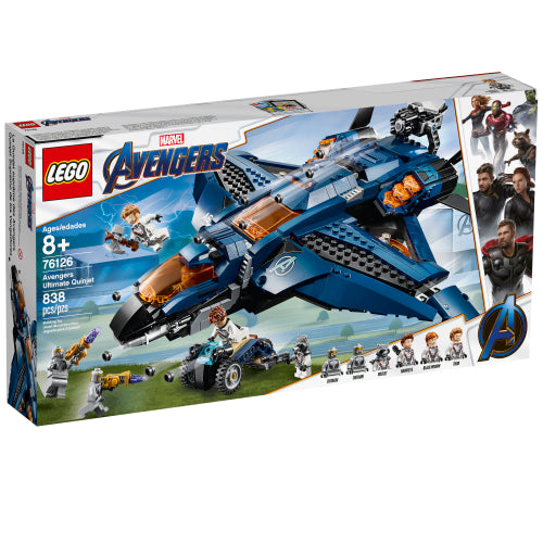 LEGO Avengers Ultimate Quinjet - All-Star Learning Inc. - Proudly Canadian