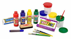 Melissa and Doug Easel Accessories Set with Paint - All-Star Learning Inc. - Proudly Canadian