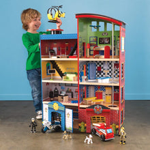 KidKraft Hometown Heroes Play Set