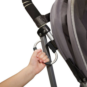 Oxo Tot Stroller Hook Grey - All-Star Learning Inc. - Proudly Canadian