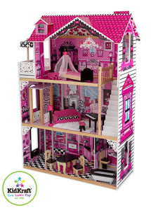 KidKraft Amelia Dollhouse - All-Star Learning Inc. - Proudly Canadian