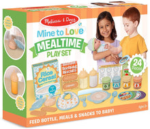 Melissa and Doug Mine to Love Mealtime Play Set - All-Star Learning Inc. - Proudly Canadian