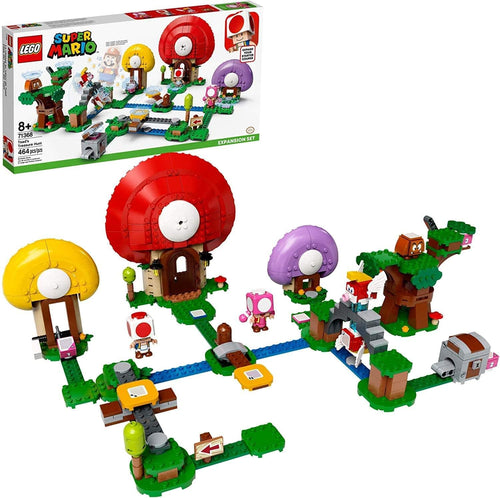 LEGO Super Mario Toad's Treasure Hunt Expansion Set