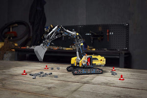 LEGO Technic Heavy-Duty Excavator
