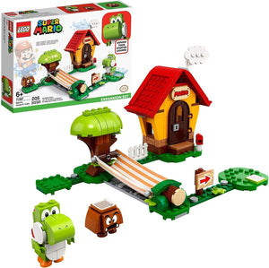 LEGO Super Mario Mario's House & Yoshi Expansion Set