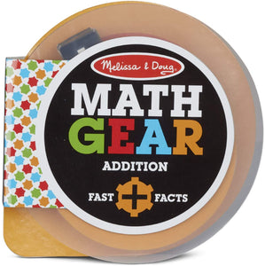 Melissa and Doug Math Gears Addition Game