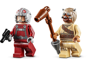 LEGO T-16 Skyhopper™ vs Bantha™ Microfighters - All-Star Learning Inc. - Proudly Canadian