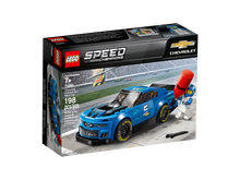 LEGO Chevrolet Camaro ZL1 Race Car - All-Star Learning Inc. - Proudly Canadian