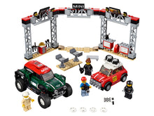 LEGO 1967 Mini Cooper S Rally and 2018 MINI John Cooper Works Buggy - All-Star Learning Inc. - Proudly Canadian