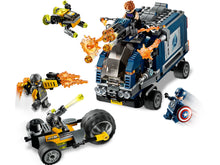 LEGO Avengers Truck Take-down - All-Star Learning Inc. - Proudly Canadian