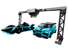 LEGO Formula E Panasonic Jaguar Racing GEN2 car & Jaguar I-PACE eTROPHY - All-Star Learning Inc. - Proudly Canadian