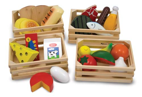 Melissa and Doug Food Groups - All-Star Learning Inc. - Proudly Canadian