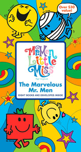 The Marvelous Mr. Men - All-Star Learning Inc. - Proudly Canadian